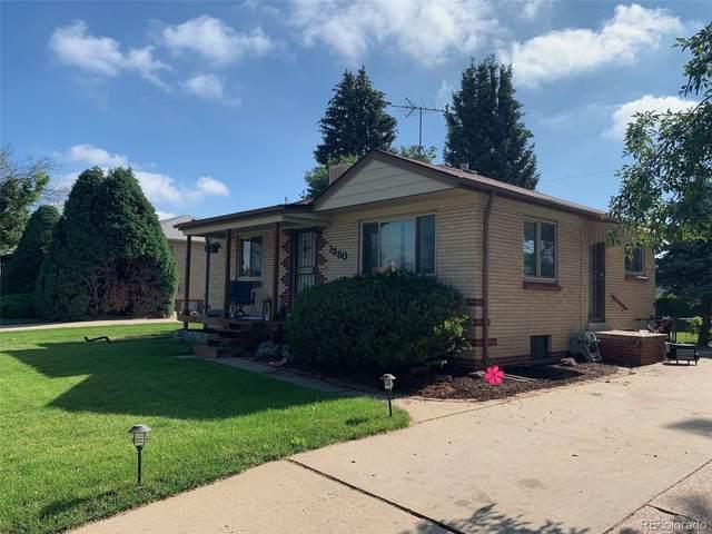 1380 S Alcott Street, Denver, CO 80219 (#9861858) :: Wisdom Real Estate