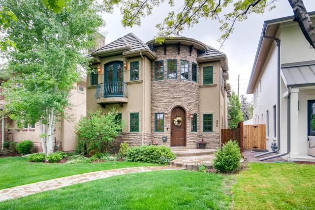 646 S Race Street, Denver, CO 80209 (#9862030) :: The Galo Garrido Group