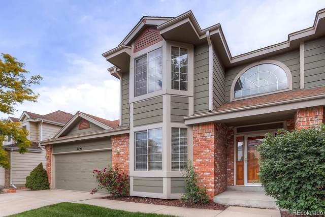 21196 E Crestline Circle, Centennial, CO 80015 (MLS #9862289) :: 8z Real Estate