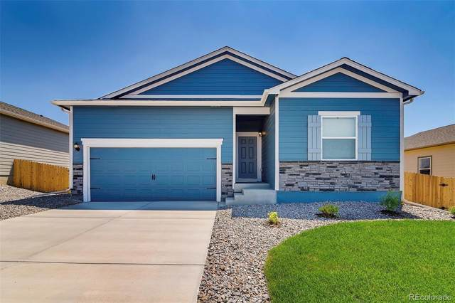 1067 Long Meadows Street, Severance, CO 80550 (#9862729) :: The DeGrood Team