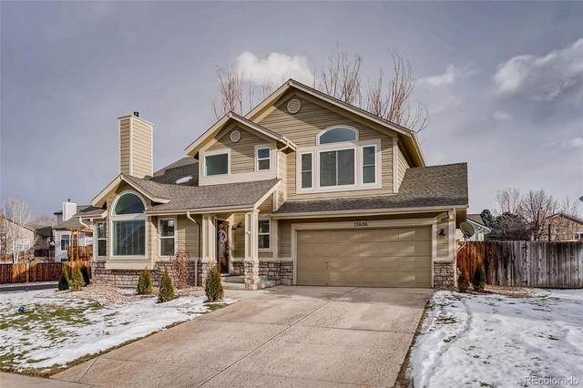 12606 S Dove Creek Way, Parker, CO 80134 (#9862747) :: iHomes Colorado