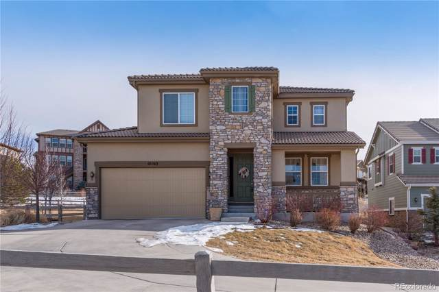 10463 Meadowleaf Way, Highlands Ranch, CO 80126 (#9862751) :: The Peak Properties Group