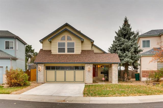 1194 S Rifle Circle, Aurora, CO 80017 (#9862772) :: House Hunters Colorado