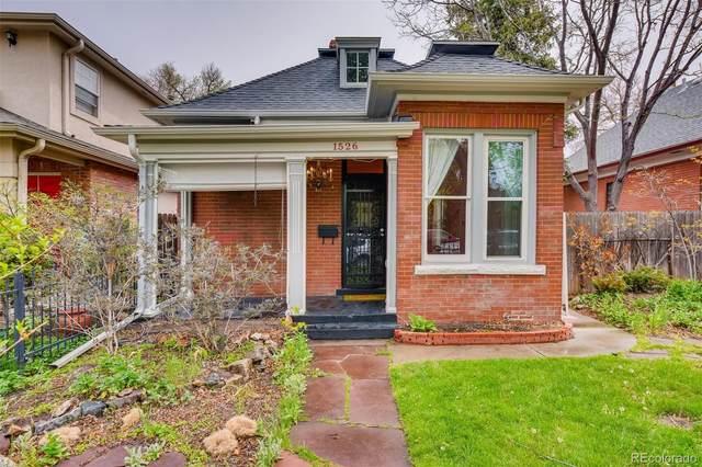 1526 S Pennsylvania Street, Denver, CO 80210 (#9862852) :: Briggs American Properties
