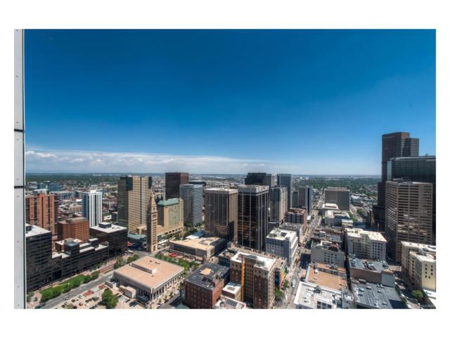 891 14th Street #4005, Denver, CO 80202 (MLS #9862879) :: 8z Real Estate