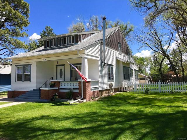 416 Pueblo Avenue, Simla, CO 80835 (MLS #9863022) :: 8z Real Estate