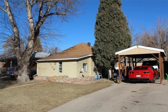 3934 S Pearl Street, Englewood, CO 80113 (#9863082) :: Bring Home Denver