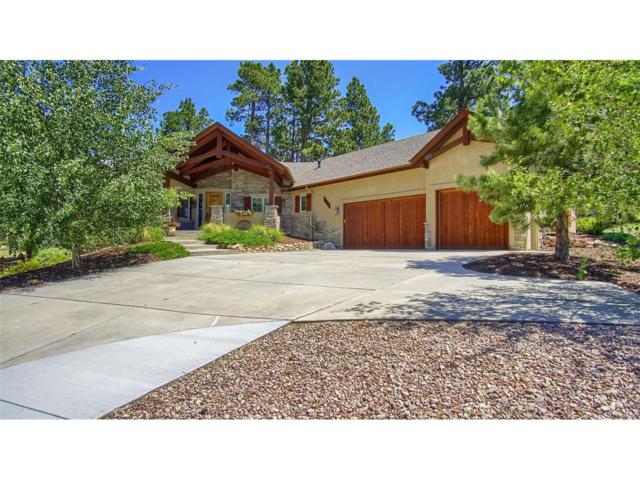 17575 Pond View Place, Colorado Springs, CO 80908 (MLS #9863209) :: 8z Real Estate