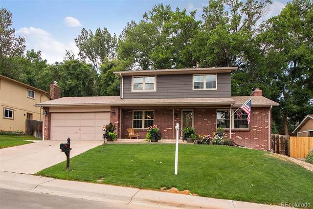 11040 W 65th Way, Arvada, CO 80004 (#9863356) :: The Dixon Group