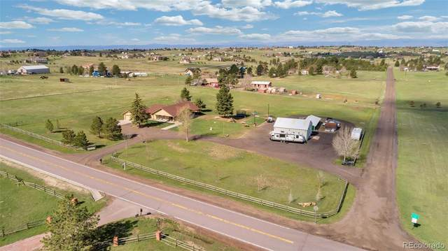 12149 Piney Lake Road, Parker, CO 80138 (#9863363) :: The Harling Team @ Homesmart Realty Group