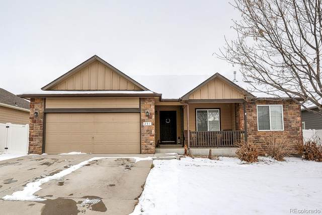251 Alder Avenue, Johnstown, CO 80534 (MLS #9863498) :: Bliss Realty Group