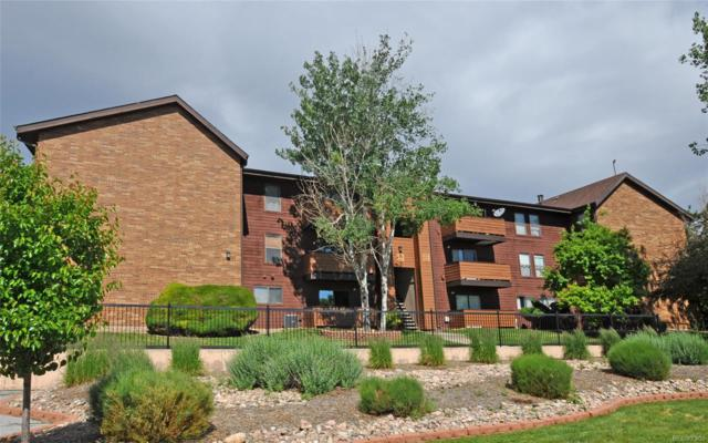 211 Wright Street #105, Lakewood, CO 80228 (#9863532) :: Compass Colorado Realty