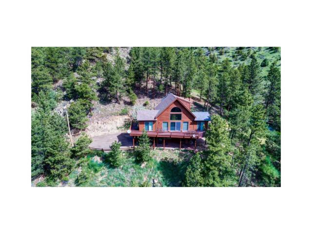 7632 Lefthand Canyon Drive, Jamestown, CO 80455 (MLS #9863565) :: 8z Real Estate