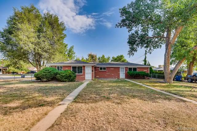 8793 W 46th Avenue, Wheat Ridge, CO 80033 (#9863760) :: The Heyl Group at Keller Williams