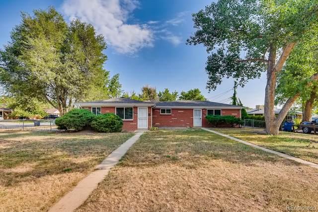 8793 W 46th Avenue, Wheat Ridge, CO 80033 (MLS #9863760) :: 8z Real Estate