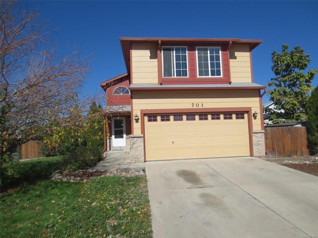701 Cedar Drive, Frederick, CO 80530 (MLS #9864270) :: 8z Real Estate