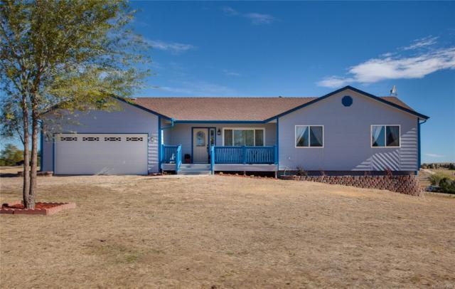 42702 Sager Lane, Parker, CO 80138 (MLS #9864502) :: 8z Real Estate