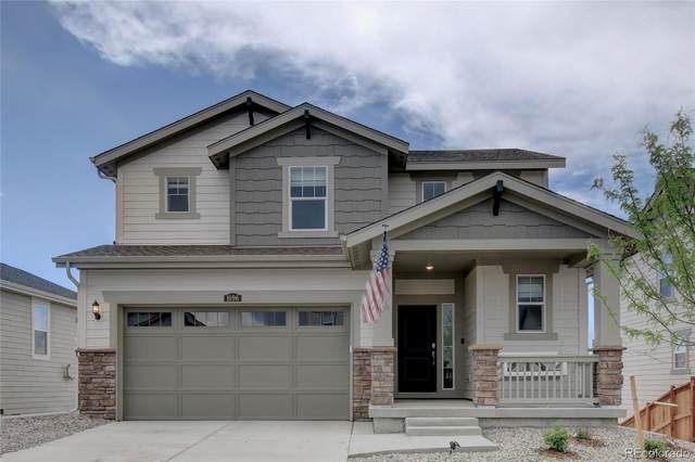1096 Black Saddle Street, Elizabeth, CO 80107 (#9865019) :: HomeSmart Realty Group