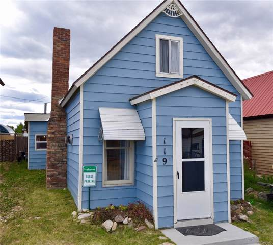 119 E 14th Street, Leadville, CO 80461 (#9865063) :: Relevate | Denver