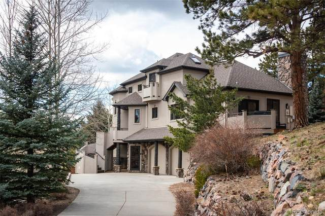 30335 Telluride Lane, Evergreen, CO 80439 (MLS #9865083) :: 8z Real Estate