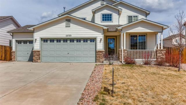 12733 Pine Valley Circle, Peyton, CO 80831 (#9865104) :: The Pete Cook Home Group
