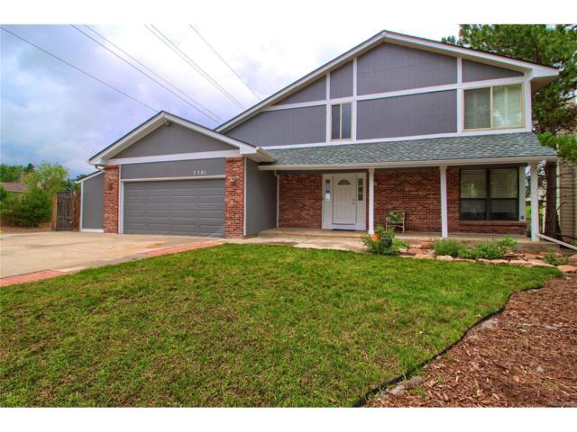 7301 E Long Avenue, Centennial, CO 80112 (MLS #9865107) :: 8z Real Estate