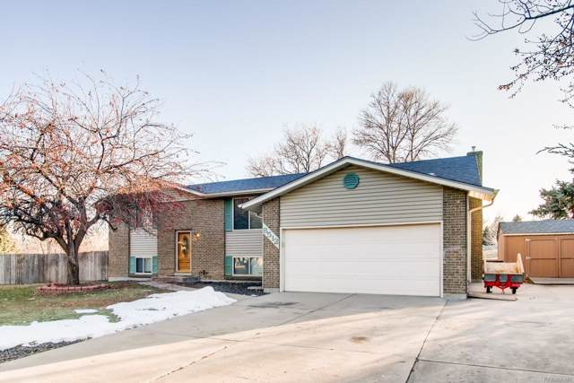 8512 W 84th Circle, Arvada, CO 80005 (#9866013) :: The Heyl Group at Keller Williams