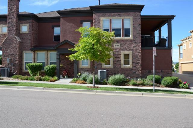 904 Rockhurst Drive A, Highlands Ranch, CO 80129 (#9866154) :: Relevate | Denver