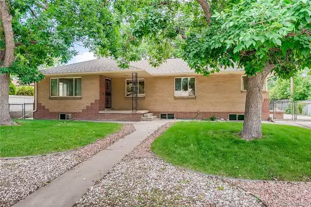 1184 S King Street, Denver, CO 80219 (MLS #9866248) :: 8z Real Estate