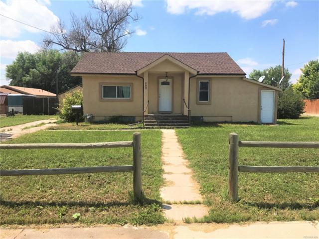855 G Avenue, Limon, CO 80828 (MLS #9866619) :: 8z Real Estate