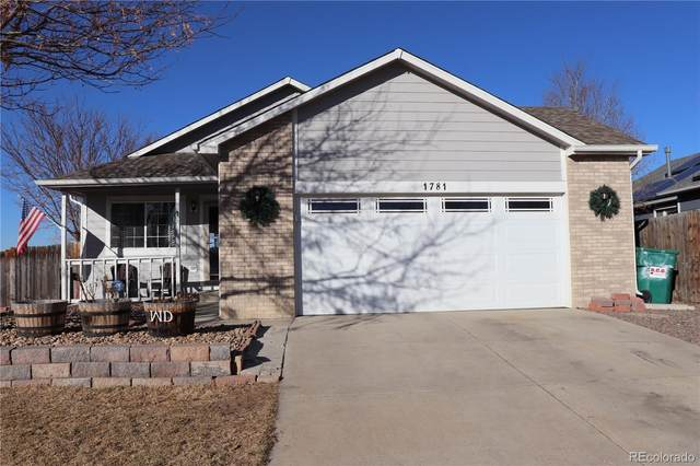 1781 Oak Street, Fort Lupton, CO 80621 (#9867237) :: The DeGrood Team
