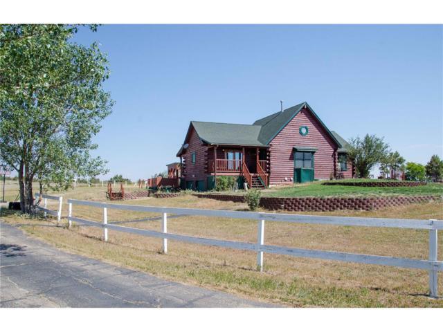 38782 Newport Lane, Elizabeth, CO 80107 (MLS #9867264) :: 8z Real Estate