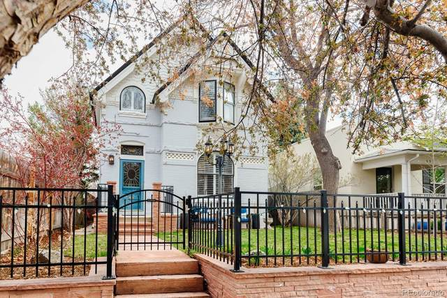 560 N Marion Street, Denver, CO 80218 (#9867380) :: Kimberly Austin Properties