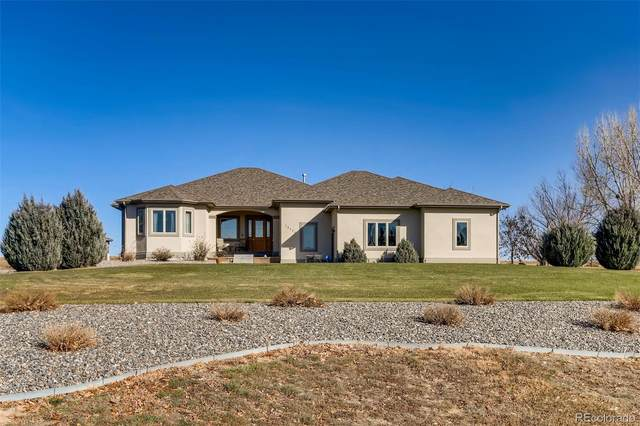 18425 Wagon Trail, Mead, CO 80542 (#9867412) :: The Gilbert Group