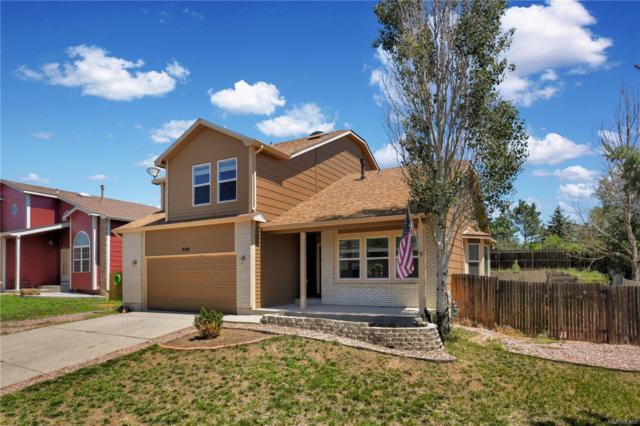 3510 Richmond Drive, Colorado Springs, CO 80922 (#9867498) :: Venterra Real Estate LLC