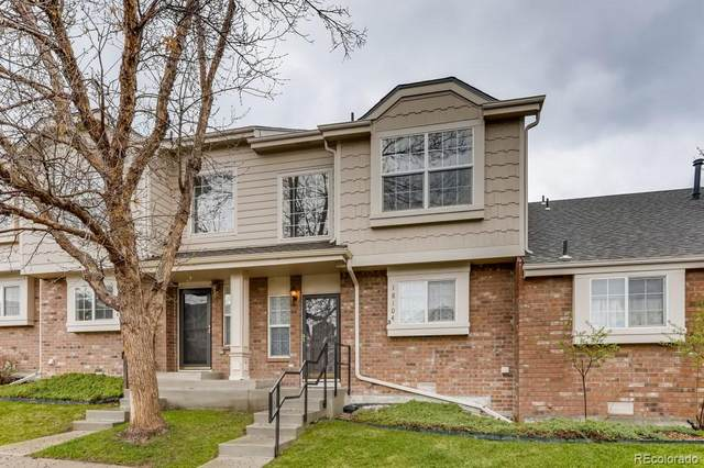 18104 E Alabama Place B, Aurora, CO 80017 (MLS #9867622) :: 8z Real Estate