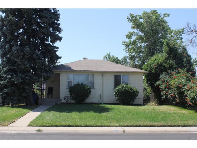 10450 E 7th Avenue, Aurora, CO 80010 (MLS #9867641) :: 8z Real Estate