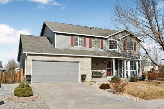 11745 E 114th Avenue, Henderson, CO 80640 (#9867923) :: The Margolis Team