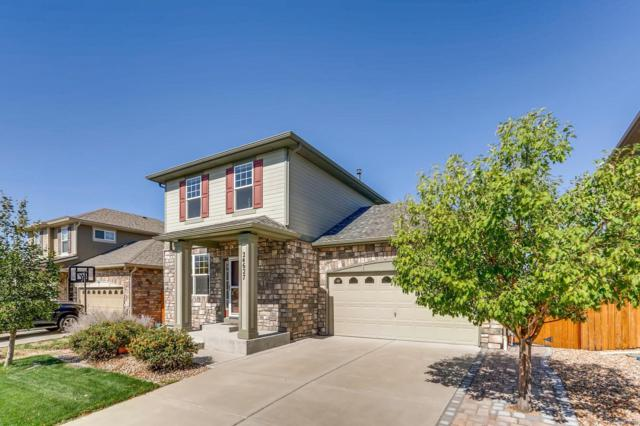 24627 E Saratoga Place, Aurora, CO 80016 (MLS #9867928) :: Kittle Real Estate