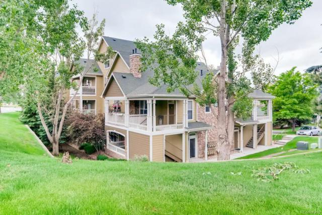 6001 Castlegate Drive A28, Castle Rock, CO 80108 (#9868184) :: HomeSmart Realty Group
