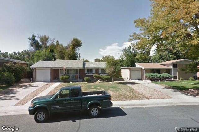 3121 Troy Street, Aurora, CO 80011 (#9868264) :: The DeGrood Team