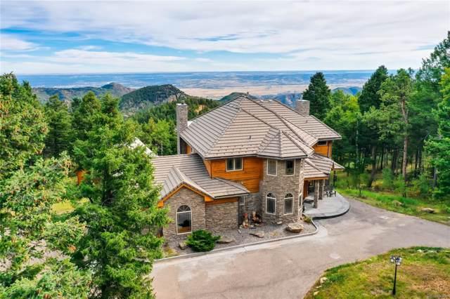 13455 Pioneer Trail, Littleton, CO 80127 (MLS #9868303) :: 8z Real Estate