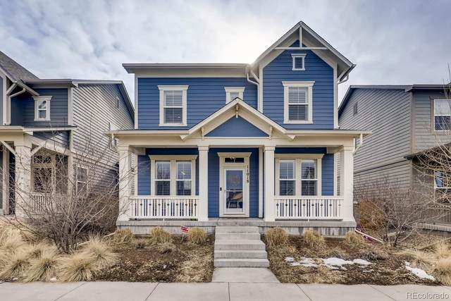 11018 E 27th Avenue, Denver, CO 80238 (#9868367) :: The Griffith Home Team