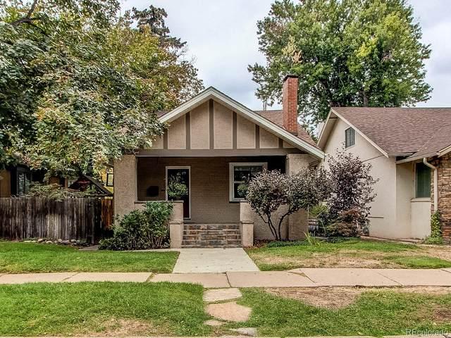 1315 S Gaylord Street, Denver, CO 80210 (#9868375) :: Relevate | Denver