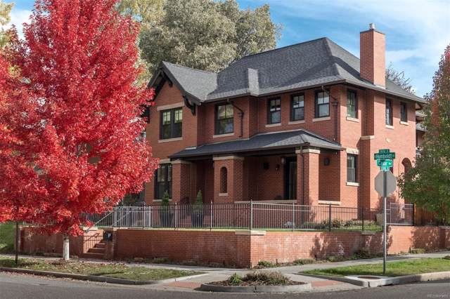 190 S Humboldt Street, Denver, CO 80209 (#9868628) :: Real Estate Professionals