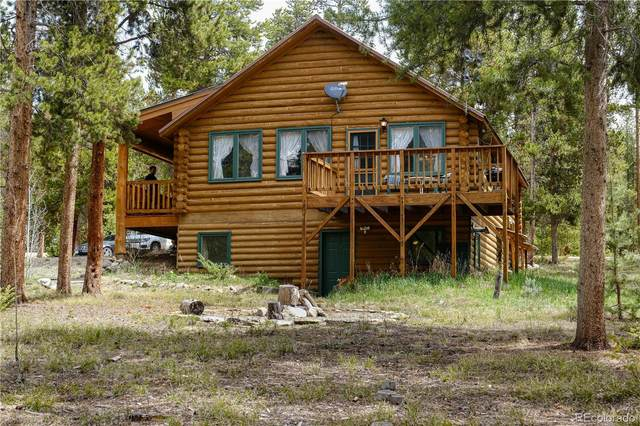 183 County Road 8307, Fraser, CO 80442 (#9868765) :: The DeGrood Team