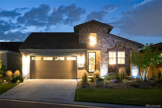 873 Woodgate Drive, Highlands Ranch, CO 80126 (#9869143) :: The HomeSmiths Team - Keller Williams
