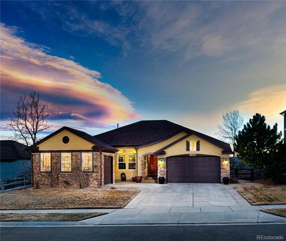 15488 W 75th Place, Arvada, CO 80007 (MLS #9869329) :: 8z Real Estate