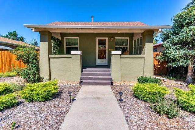 2281 S Sherman Street, Denver, CO 80210 (MLS #9869571) :: 8z Real Estate