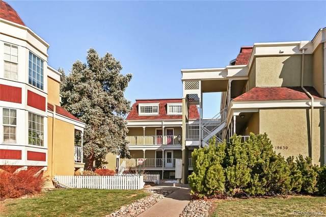 19630 Victorian Drive A14, Parker, CO 80138 (#9870040) :: iHomes Colorado